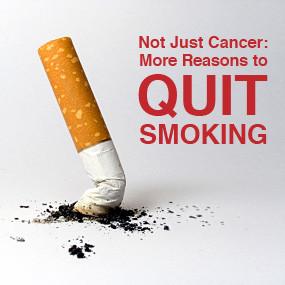 Quit Smoking More Reasons