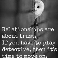 MANY PEOPLE IN RELATIONSHIPS HAVE THIS NEED TO LOOK THROUGH THEIR ...