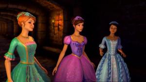 Barbie Movies Odette Wallpaper