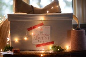psssst — Only 6 Days until Advent?