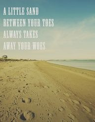 of Tiki Toss and a Little Sand Between Your Toes..... #beach #quotes ...
