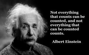 Albert Einstein Memorable Quotes
