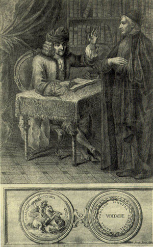 Voltaire vs. Clergy, http://humanities.uchicago.edu/homes/VSA/images ...