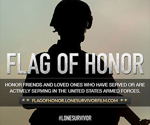 Flag of Honor: Honor friends and loved ones who have served or are ...