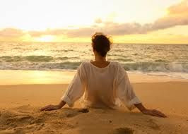 Through meditation; by giving full attention to one thing at a time ...