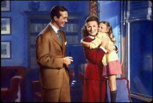 Stills from Miracle on 34th Street (Click for larger image)