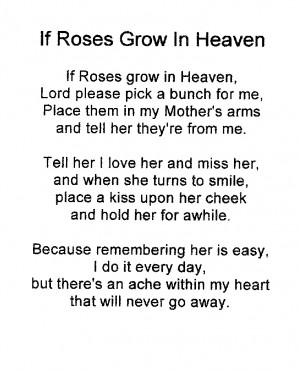 Angels In Heaven Poems Angel in heaven poems