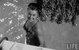 esther williams 1950 today we lost one of our film gems i adore esther ...