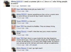 tagged with 35 Of The Dumbest Things Ever Posted On Facebook