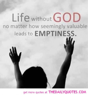 Famous Quotes and Sayings about God Almighty – Lord - Jehovah - Life ...