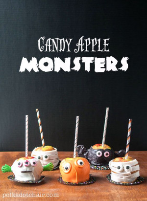... Apples, Apples Monsters, Apples Decor, Wilton Cake, Caramel Apples