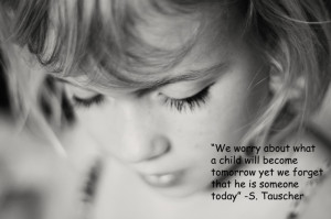 ... -and one of my favorite quotes {Indianapolis Family Photography