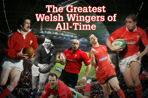 The 15 greatest wingers in Welsh rugby history: Who is the best of ...