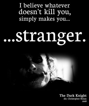 The dark knight best quotes