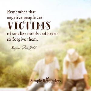 Toxic People Sayings Remember that negative people