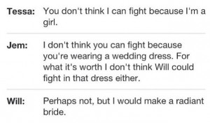 One of the best freakin scenes from CP2Beautiful Brides, Mortal ...
