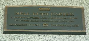 California, usa actress of Nell Carter Death Photo fla