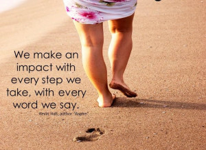 We make an Impact with Every Step we take