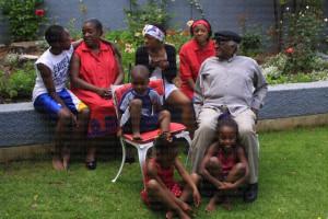 Desmond Tutu Enjoys The