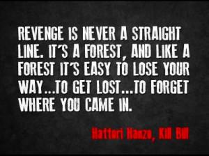 Hattori Hanzo quote #KillBill #QuentinTarantino