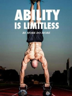 Ability is LIMITLESS!