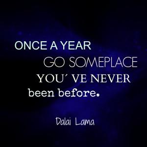 Dalai Lama quote Zitat travel reisen