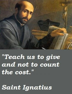 Saint ignatius famous quotes 2