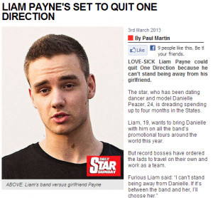 liam payne first audition number Blu-Ray