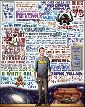 AU] Sheldon Cooper Appreciation Post!