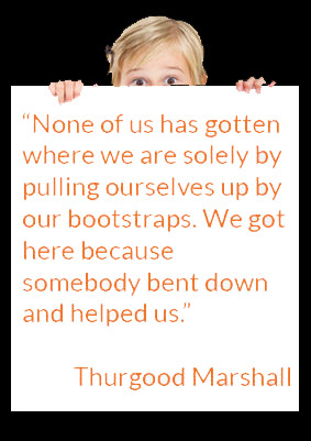 thurgood marshall quotes on education