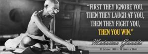 Mahatma Gandhi Quotes Keep