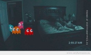 Funny Picture - Paranormal Pactivity