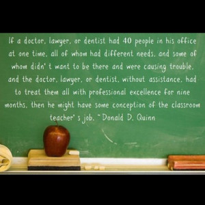 Special Education Teaching Quotes Being a teacher