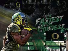Oregon Ducks Football Poster