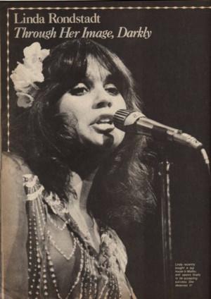 Linda Ronstadt ( Rock Spectacular , 1978)