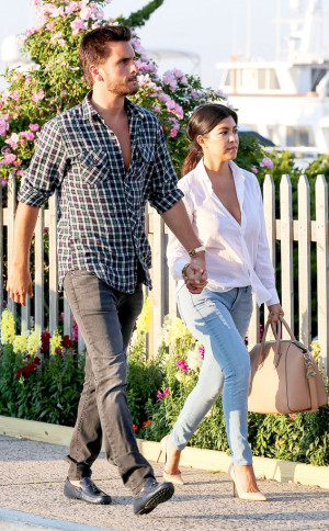 2014 scott disick and kourtney kardashian