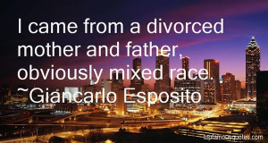 Top Quotes About Mixed Race