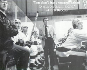 Herb Brooks Full Speech
