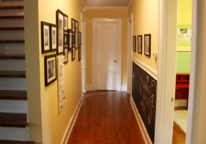 Hallway Wall Decorating Ideas