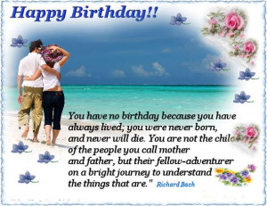 Famous Quotes 4U- birthday quotes and sayings, best birthday quotes ...