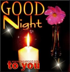 GOOD NIGHT:-)