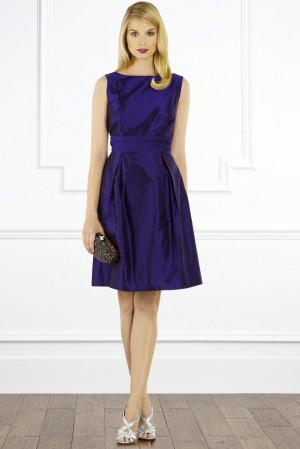 Jindra Dress Purple from Coast Bridesmaid