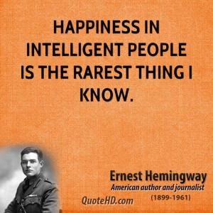 Intelligent People Quotes