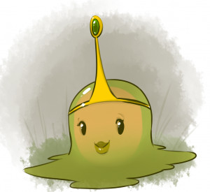 Adventure Time Slime Princess