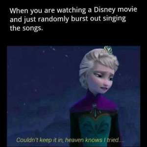 Funny Disney Frozen Quotes Top 15 most #funniest frozen