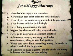 Funny quotes about marriage – marriage is a way of life that must be ...