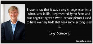 More Leigh Steinberg Quotes