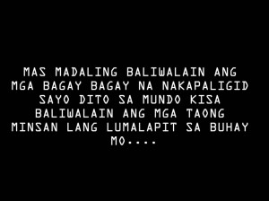 Funny Tagalog Quotes About Life: Read This Quote And You Will Laugh ...