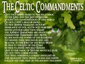 Tree Consciousness & Seth & The Celtic Way Of Life