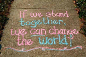 STAND TOGETHER!!!
